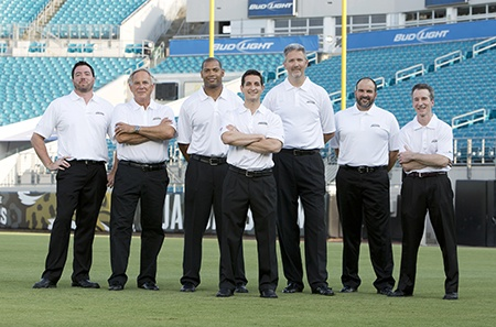 The Jaguars Orthopaedic Team